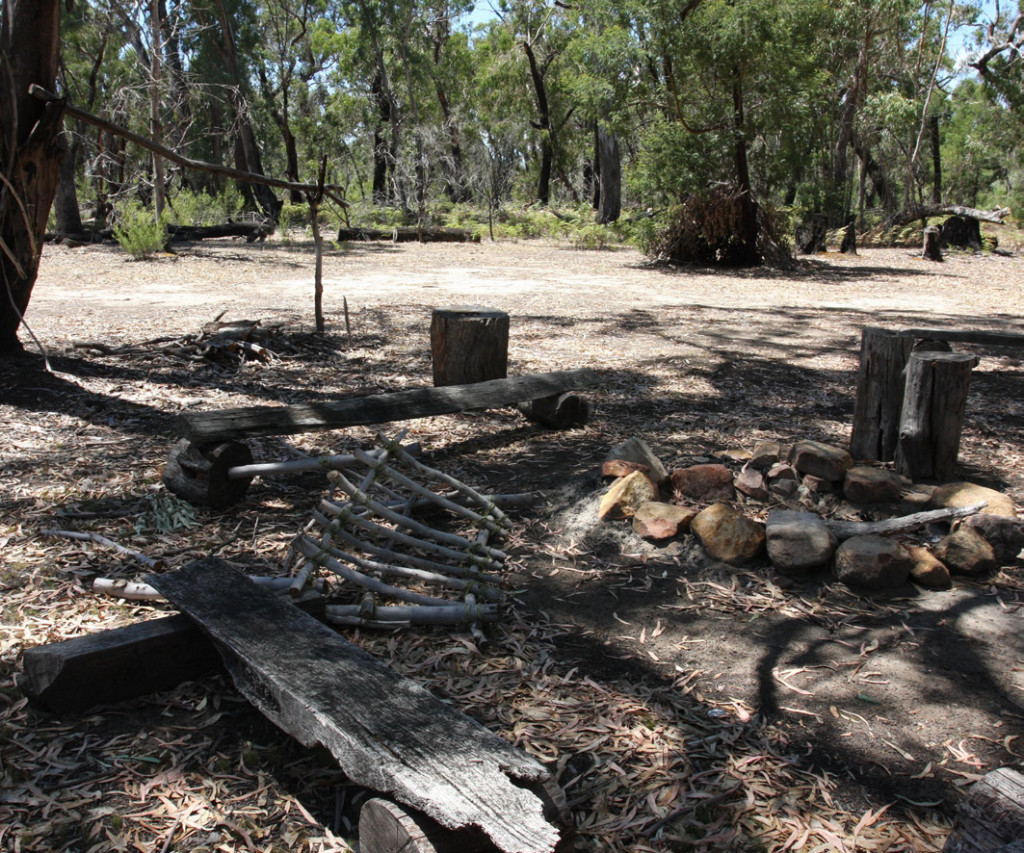 The growing number of unplanned campsites in the Grampians National Park in Victoria is becoming a problem. Management want to retain the possibility of campers being able to use these sites but they want to curb the environmental damage they are causing.