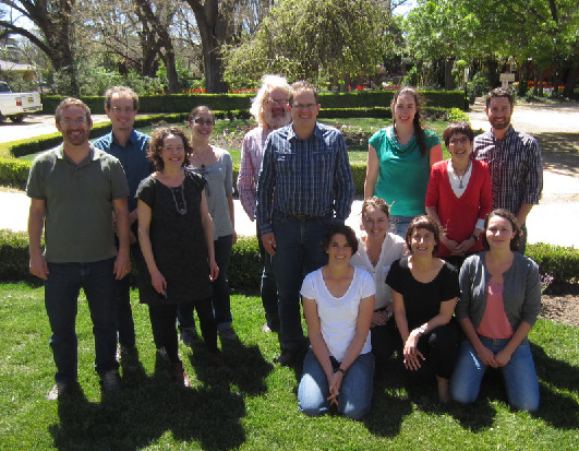 Participants of the Urban Biodiversity workshop