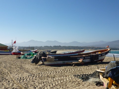 The Los Molles fisher organisation on the central coast of Chile (Image by Katrina Davis)